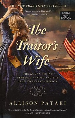 The Traitor's Wife, Large print  -     By: Allison Pataki