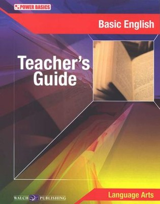 Power Basics English Teacher's Guide   -