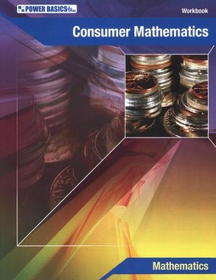Power Basics Consumer Math Student Workbook   -