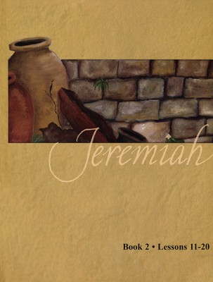 Jeremiah, Book 2 (Lessons 11-20)   -
