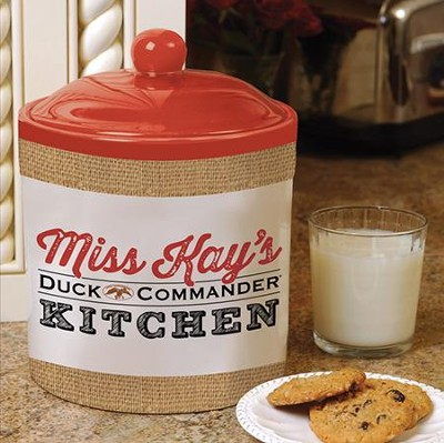 Duck Commander, Miss Kay's Cookie Jar Duck Commander / Miss Kay's Kitchen Series     -
