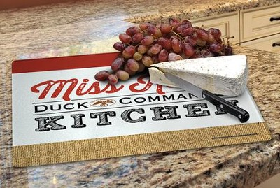 Duck Dynasty, Miss Kay Cutting Board  -
