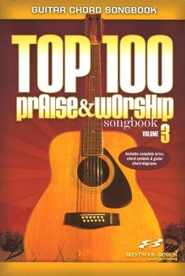 Top 100 Praise & Worship Songbook, Volume 3   -