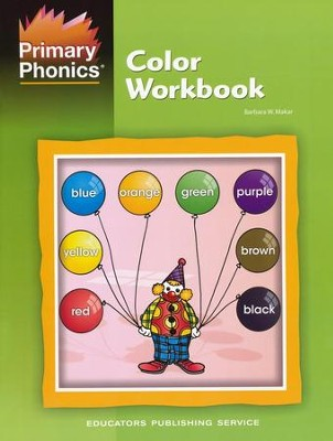 Color Workbook   -     By: Barbara W. Makar