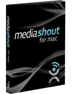 MediaShout for Mac V1.1    -