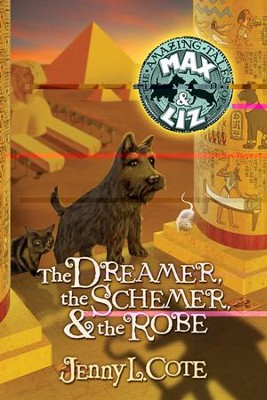 The Dreamer, Schemer and the Robe - eBook  -     By: Jenny Cote