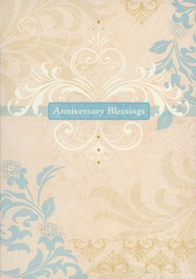 Celebrate Love Anniversary Cards, Box of 12  -