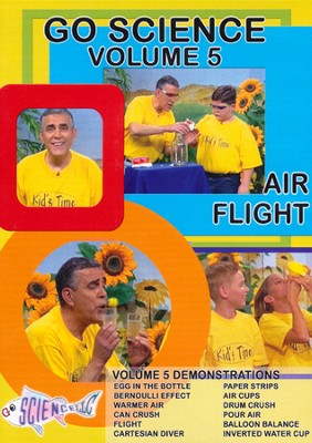 Air and Flight DVD  -     By: Ben Roy
