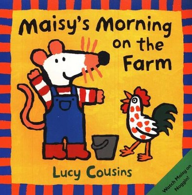 Maisy's Morning on the Farm, Softcover   -     By: Lucy Cousins
