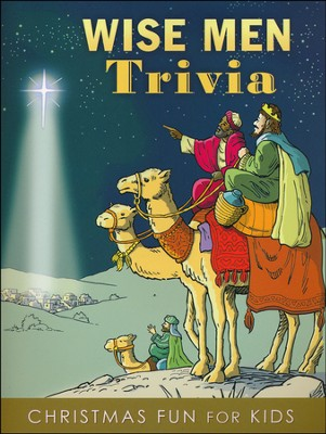 Wise Men Trivia: Christmas Fun for Kids  -     By: Ed Strauss