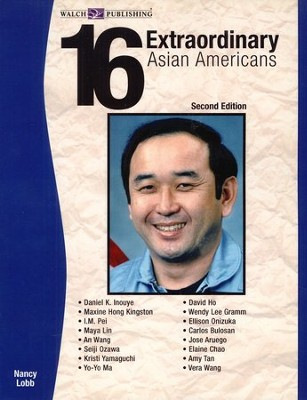 16 Extraordinary Asian Americans   -