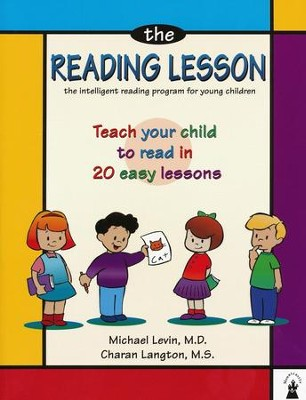 The Reading Lesson (book only)   -     By: Michael Levin M.D., Charan Langton M.S.