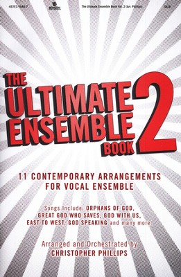 The Ultimate Ensemble Book, Volume 2   -