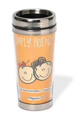 I Thank God Travel Mug  -