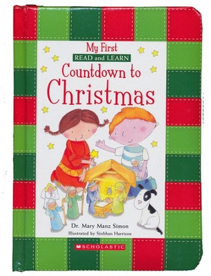 Countdown to Christmas  -     By: Mary Manz Simon