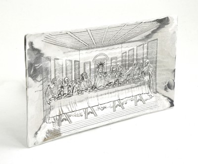 Last Supper Tray  -