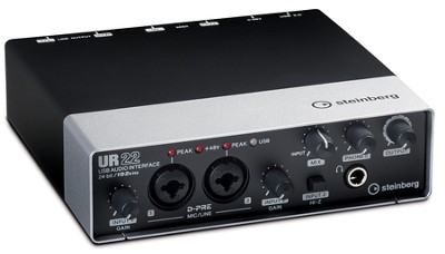 UR22 USB Audio Interface   -