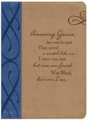 Amazing Grace Journal, Deluxe Edition   -