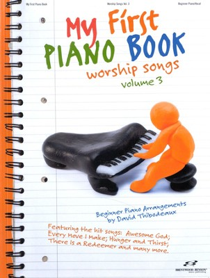 My First Piano Book, Volume 3   -