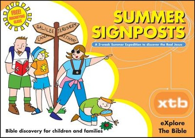 XTB: Summer Signposts - Slightly Imperfect  -     By: Alison Mitchell