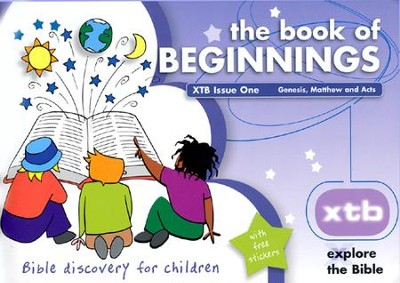 XTB 1: The Book of Beginnings  -     By: Alison Mitchell