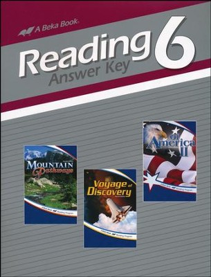 Reading 6 Answer Key   -
