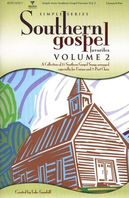 Simple Series Southern Gospel Favorites, Volume 2   -