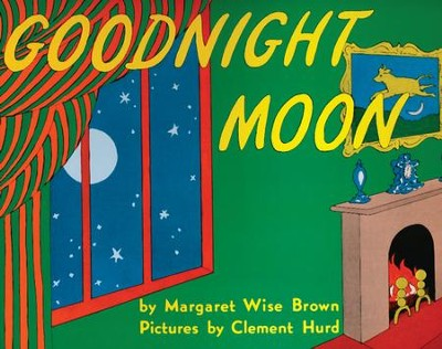 Goodnight, Moon, Board Book   -     By: Margaret Wise Brown     Illustrated By: Clement Hurd