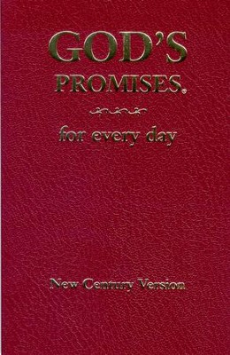 God's Promises for Every Day - eBook  -
