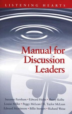 Listening Hearts: Manual for Discussion Leaders   -