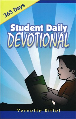 Student Daily Devotional: 365 Days  -     By: Vernette Kittel