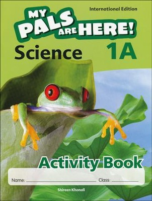 MPH Science International Edition Activity Book 1A   -