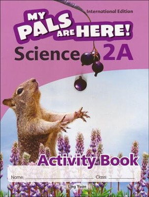 MPH Science International Edition Activity Book 2A   -