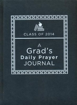 Grad's Daily Prayer Journal  -