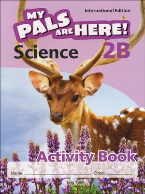 MPH Science International Edition Activity Book 2B   -
