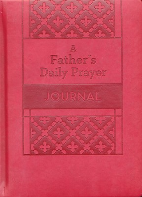 Father's Daily Prayer Journal  -