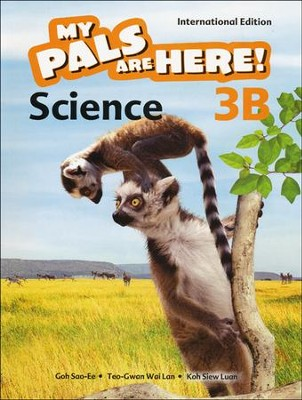 MPH Science International Edition Textbook 3B   -