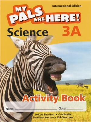 MPH Science International Edition Activity Book 3A   -