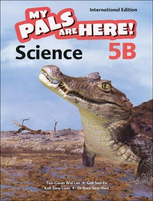 MPH Science International Edition Textbook 5B   -
