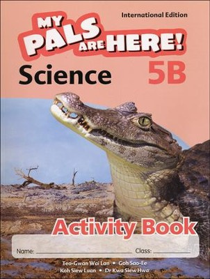 MPH Science International Edition Activity Book 5B   -