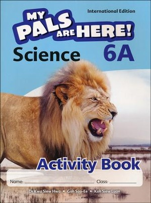 MPH Science International Edition Activity Book 6A   -
