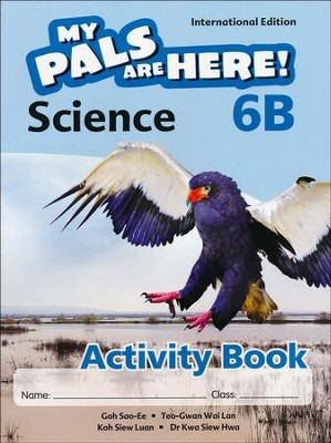 MPH Science International Edition Activity Book 6B   -