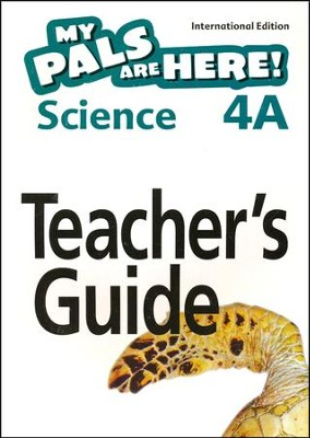 MPH Science International Edition Teacher Guide 4A   -