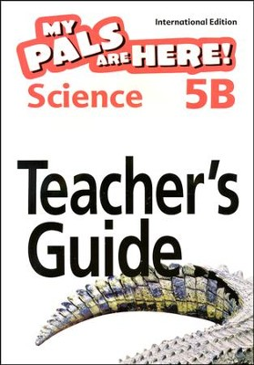 MPH Science International Edition Teacher Guide 5B   -