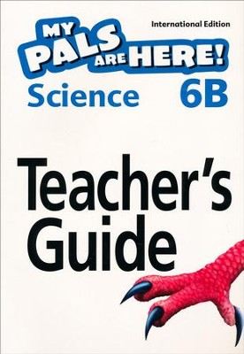 MPH Science International Edition Teacher Guide 6B   -     By: Virginia Kroll