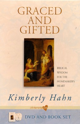 Graced and Gifted: DVD & Book Set   -     By: Kimberly Hahn