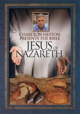 Charlton Heston Presents: Jesus of Nazareth   -