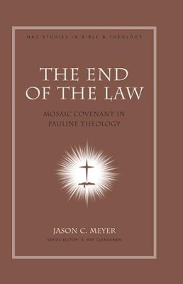 The End of the Law - eBook  -     By: Jason Meyer