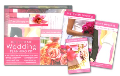 The Ultimate Wedding Planning Kit   -     By: Alex Lluch, Elizabeth Lluch