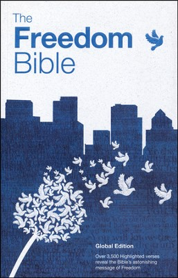 CEV The Freedom Bible   -